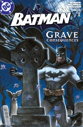 Batman (2010-) #639
