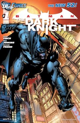 Batman: The Dark Knight (2011-) #1