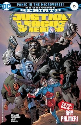 Justice League of America (2017-) #15