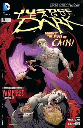 Justice League Dark (2011-) #8
