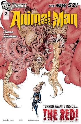 Animal Man (2011-) #2