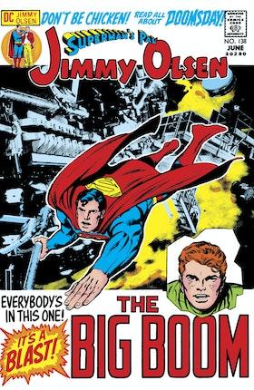 Superman's Pal, Jimmy Olsen #138