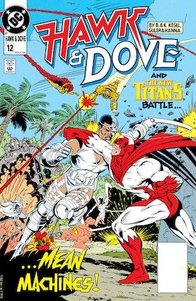 Hawk & Dove (1989-) #12