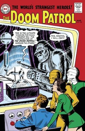 Doom Patrol (1964-) #86