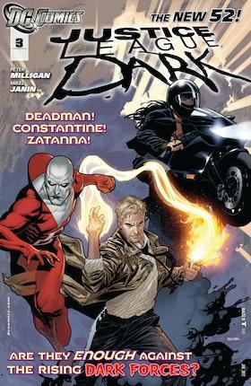 Justice League Dark (2011-) #3