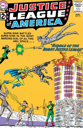 Justice League of America (1960-) #13