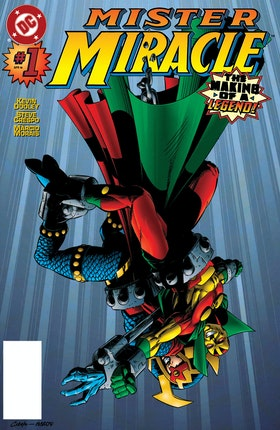 Mister Miracle (1996-) #1