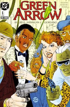 Green Arrow (1987-) #6