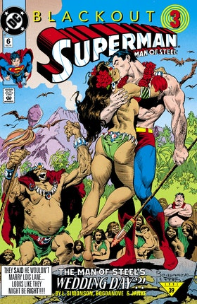 Superman: The Man of Steel #6