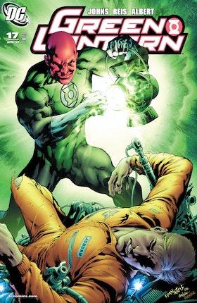 Green Lantern (2005-) #17