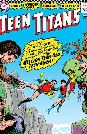 Teen Titans (1966-) #2