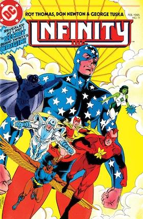 Infinity, Inc. (1984-) #11