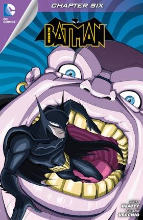 Beware The Batman #6