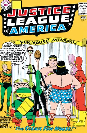 Justice League of America (1960-) #7