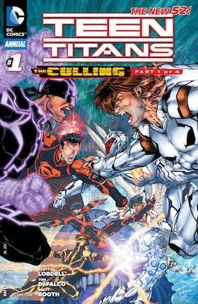 Teen Titans Annual (2012-) #1