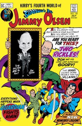 Superman's Pal, Jimmy Olsen #139