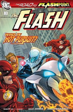 Flash (2010-) #10
