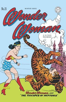 Wonder Woman (1942-) #15