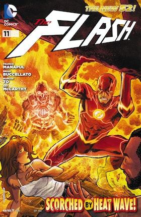 Flash (2011-) #11