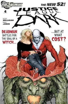 Justice League Dark (2011-) #4