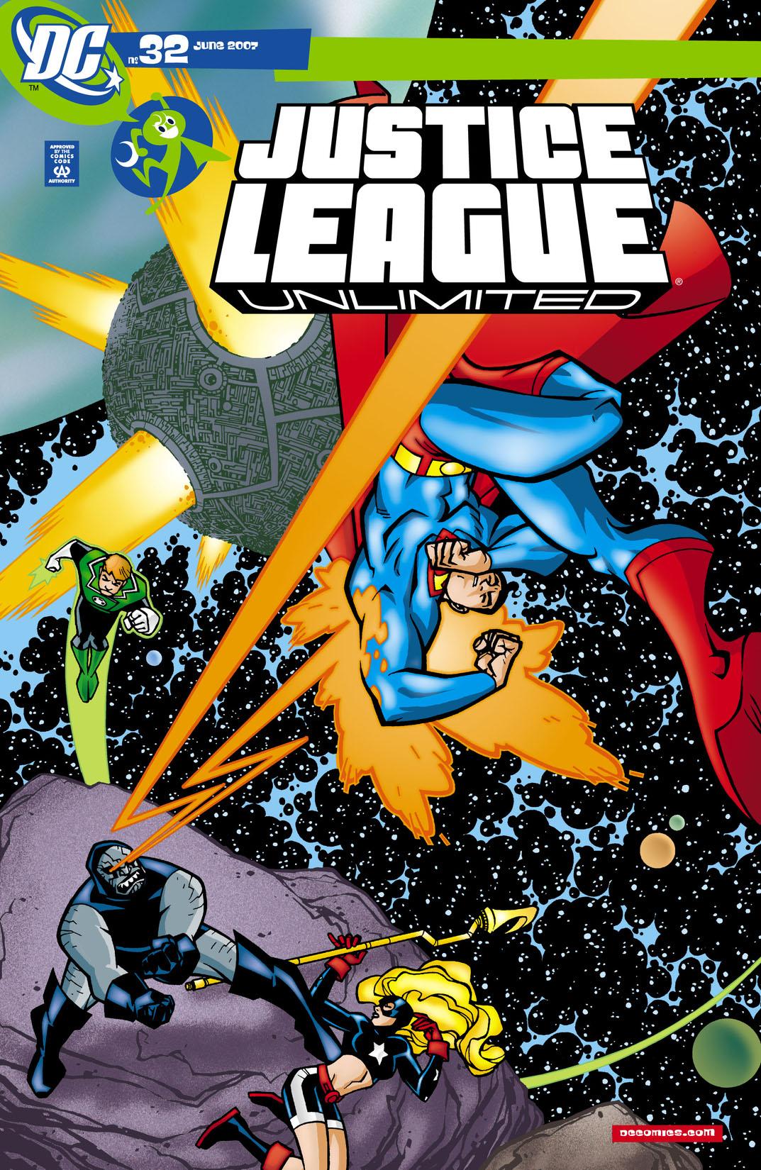 Justice League Unlimited (2004-) #32