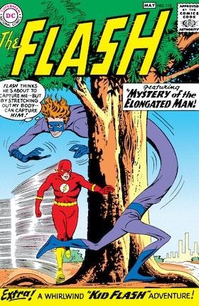 The Flash (1959-) #112