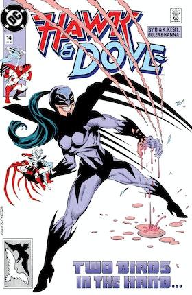Hawk & Dove (1989-) #14