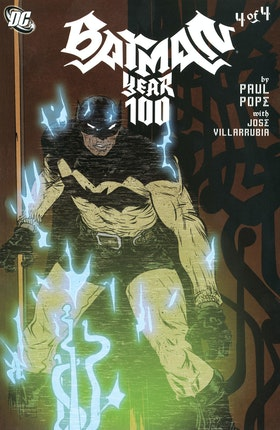 Batman: Year 100 #4