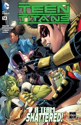 Teen Titans (2014-) #14
