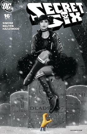 Secret Six (2008-) #16