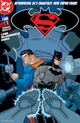 Superman Batman #20