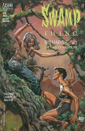Swamp Thing (2000-) #12