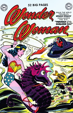 Wonder Woman (1942-1986) #44