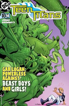 Teen Titans (2003-) #14
