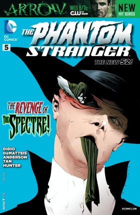 Phantom Stranger (2012-) #5