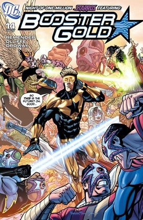 Booster Gold (2007-) #14