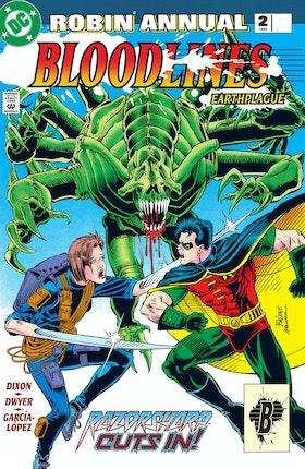 Robin Annual (1992-) #2