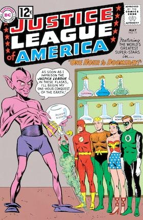 Justice League of America (1960-) #11