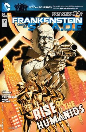 Frankenstein, Agent of SHADE #7