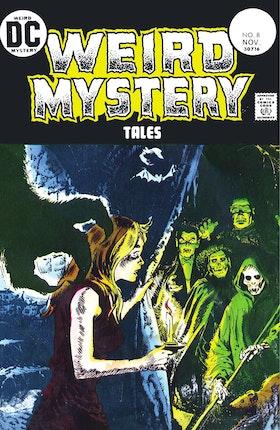 Weird Mystery Tales #8