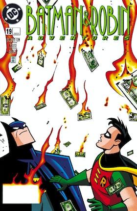 The Batman and Robin Adventures #19