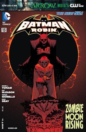 Batman and Robin (2011-) #13