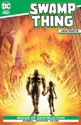 Swamp Thing: New Roots #6