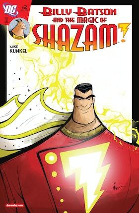 Billy Batson & the Magic of Shazam! #2