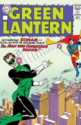 Green Lantern (1960-) #14