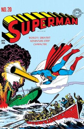 Superman (1939-1986) #20