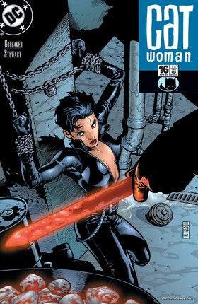 Catwoman (2001-) #16