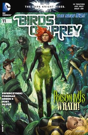 Birds of Prey (2011-) #11