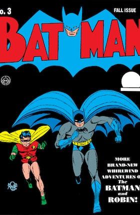 Batman (1940-) #3