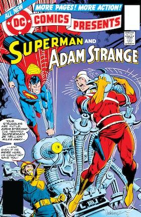 DC Comics Presents (1978-) #3